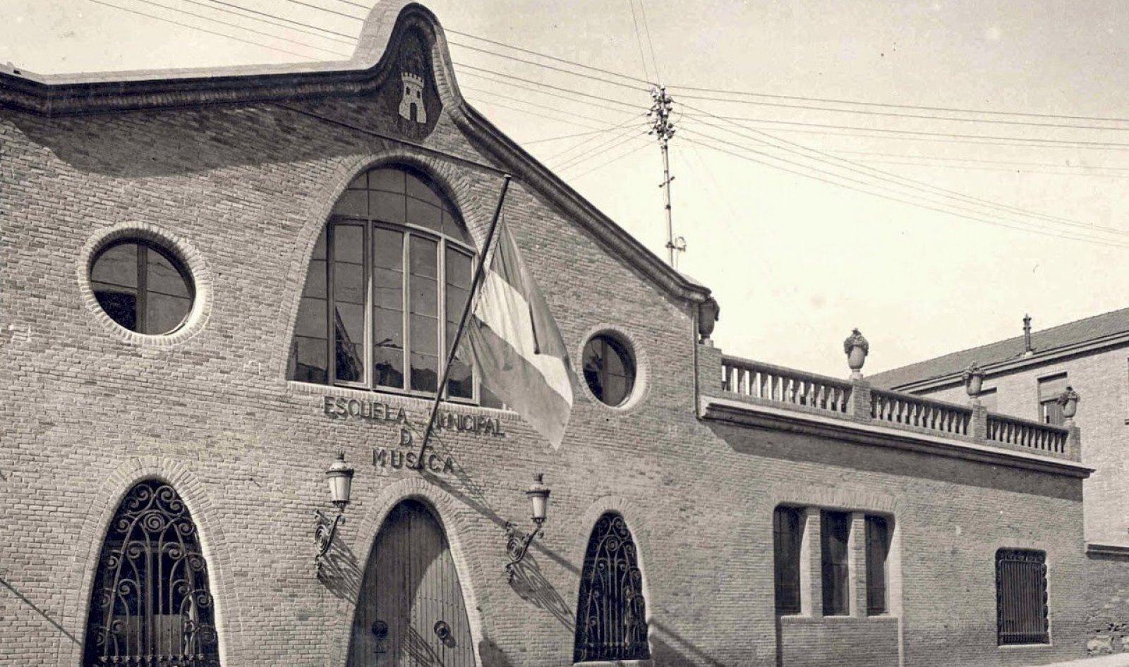 L'edifici de l'Agrupació Regionalista de Terrassa