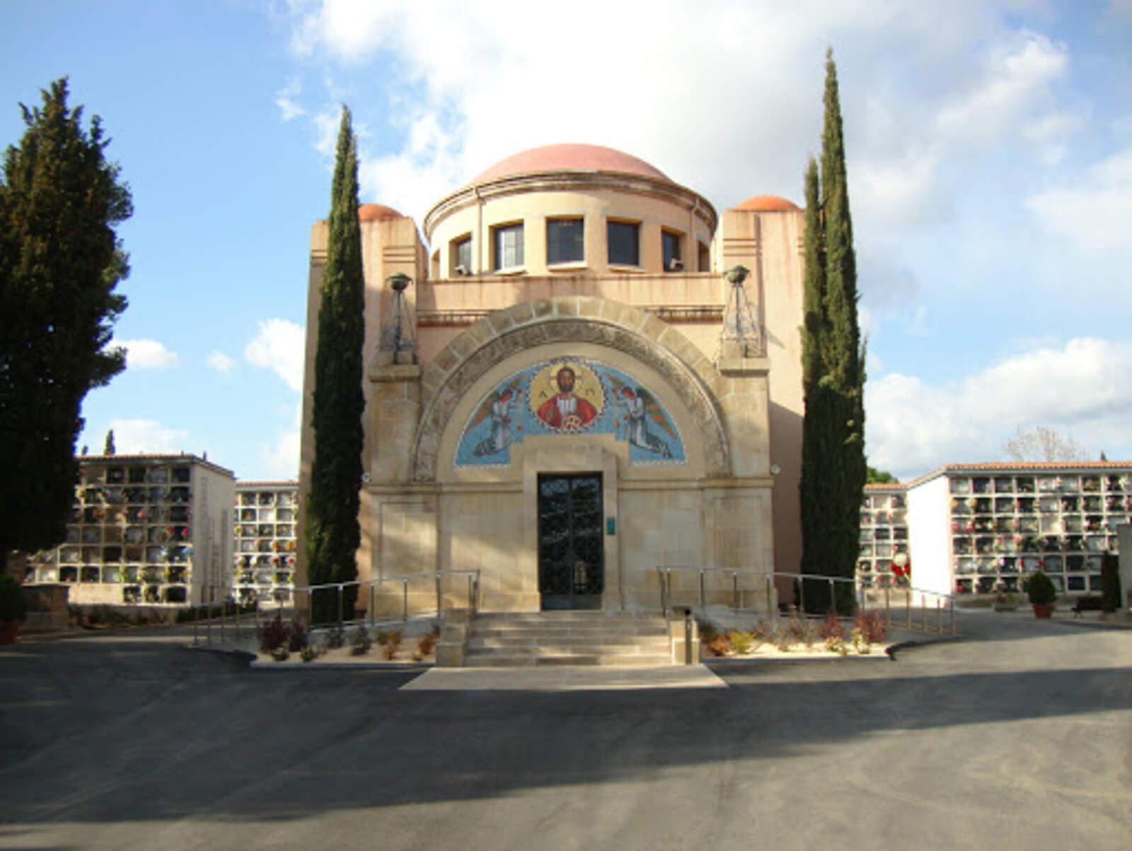 El temple multiconfessional de Terrassa