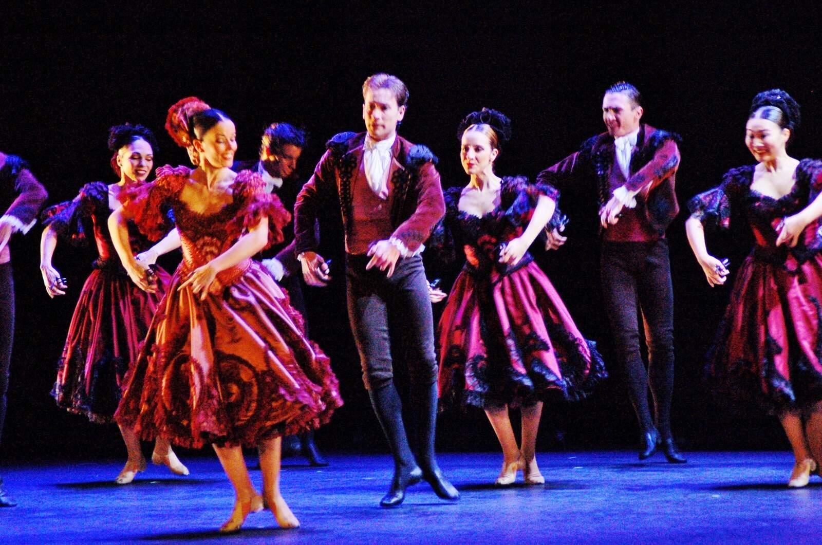 Nit de flamenc a Terrassa amb el Ballet Nacional d'Espanya
