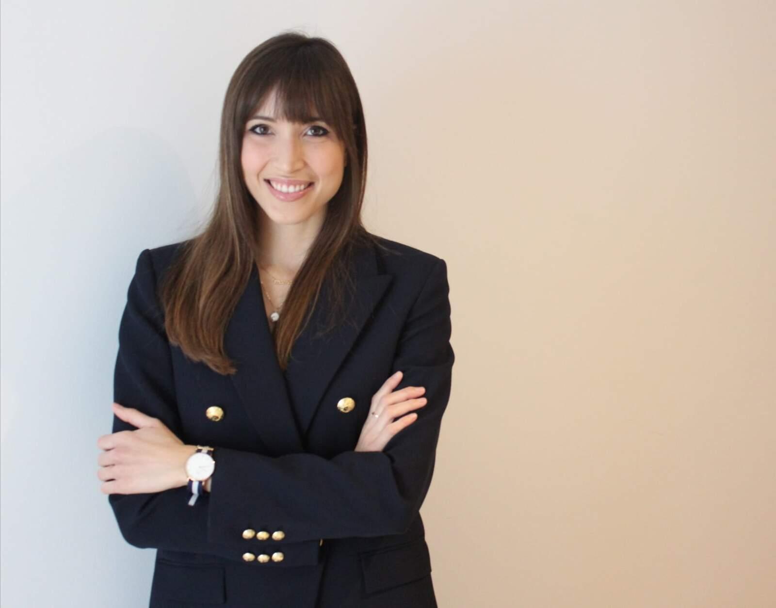 Isabel Martínez, regidora del grup municipal de Ciutadans
