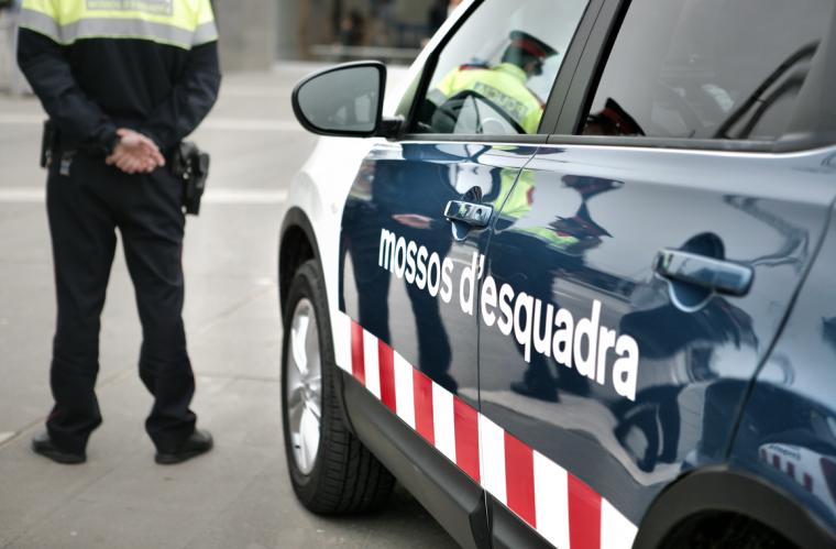 Els Mossos d'Esquadra FOTO: Artur Ribera  | Artur Ribera