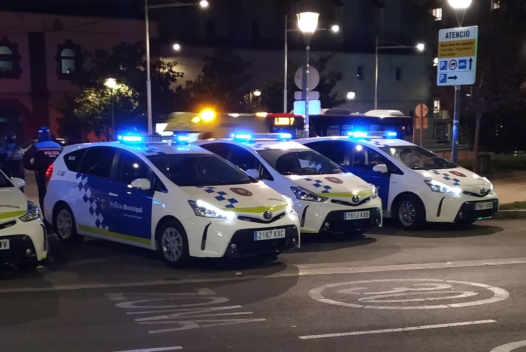Vehicles de la Policia Municipal de Terrassa | Policia Municipal de Terrassa