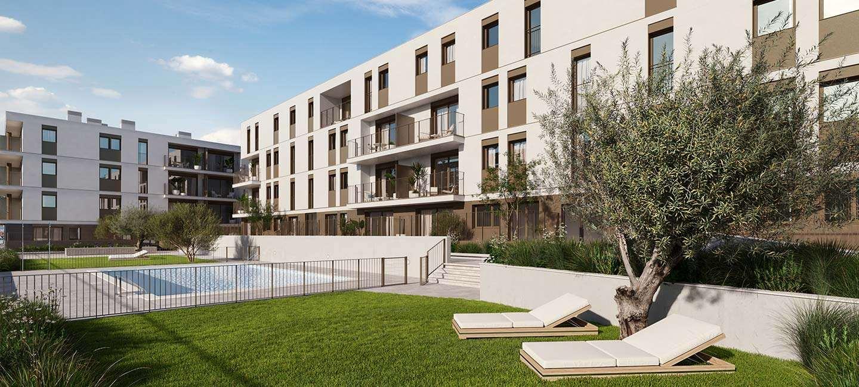 Habitatges de nova construcció d'Aedas Homes a Sabadell |Aedas Homes
