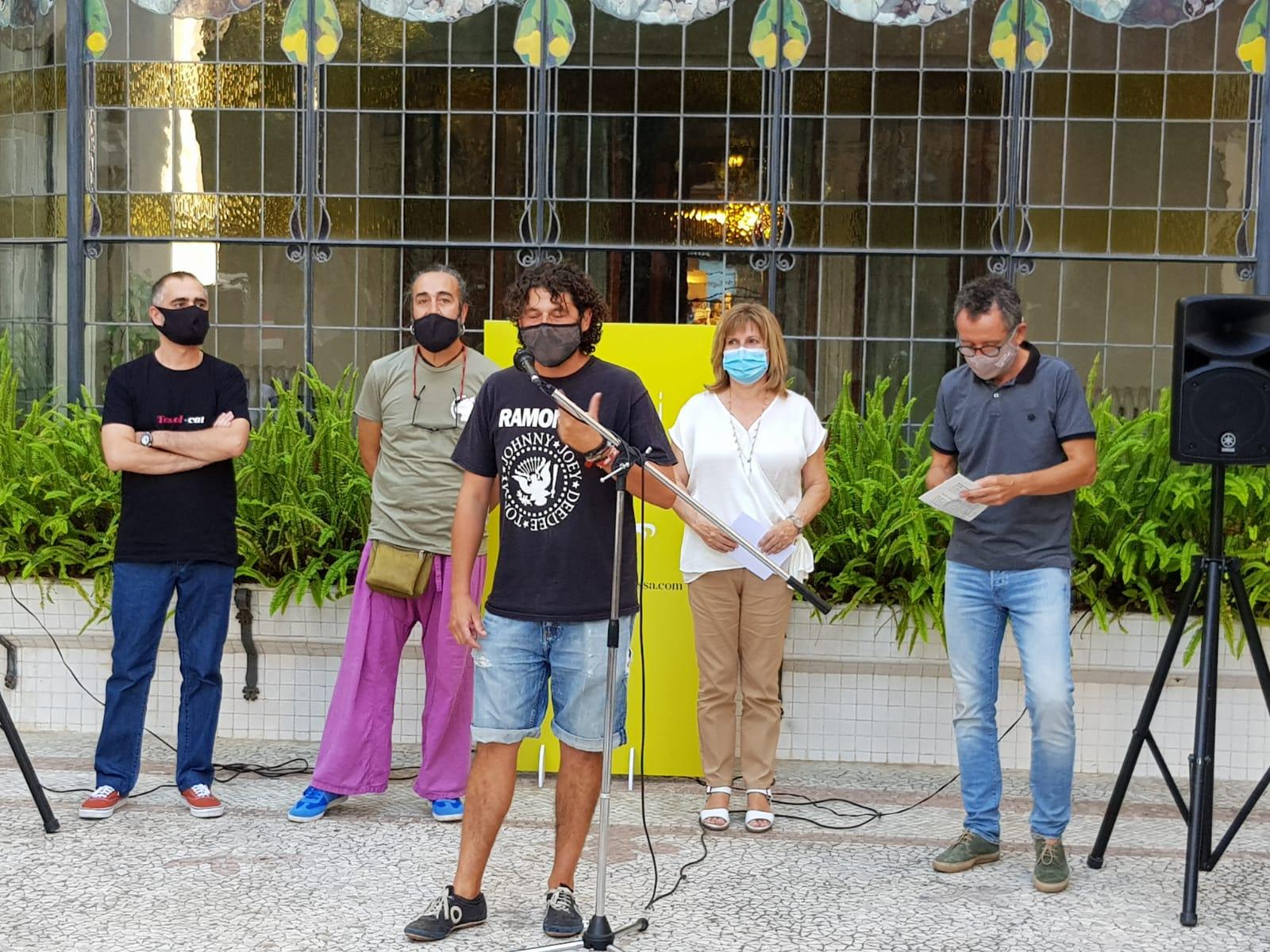 Presentació de la 11a Ruta De Tapa en Tapa Terrassa   Lluïsa Tarrida