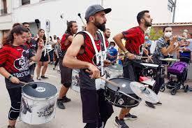 Trastok'ts Street Band participarà a la festa major d'Ullastrell   Cedida